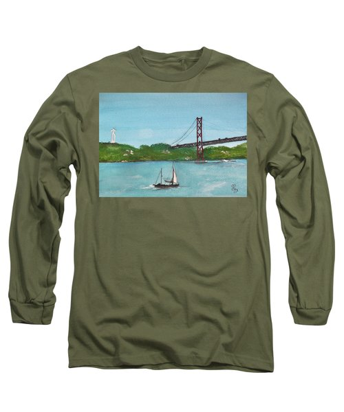 Ponte Vinte E Cinco De Abril Long Sleeve T-Shirt