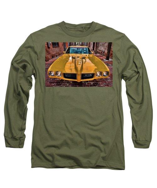 Pontiac Gto - The Judge Long Sleeve T-Shirt