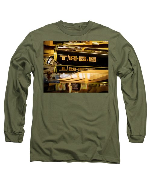 Pontiac Trans Am Long Sleeve T-Shirt