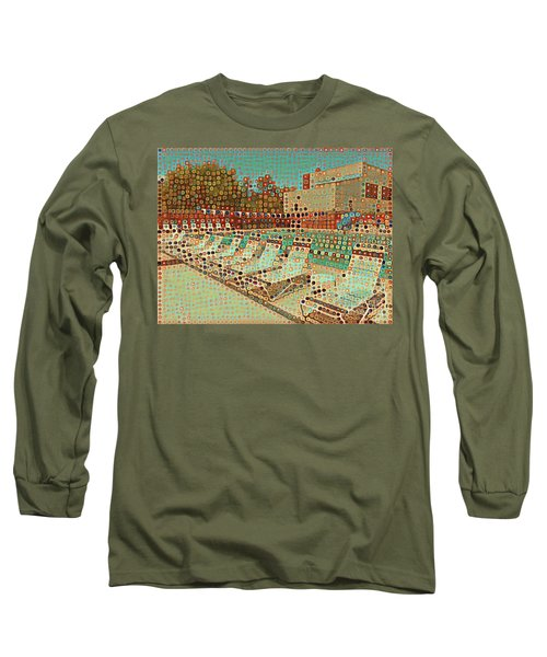 Pool #2 Long Sleeve T-Shirt