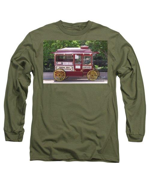 Popcorn Wagon Long Sleeve T-Shirt