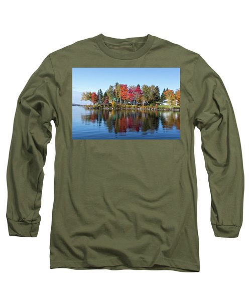 Popping Colors Long Sleeve T-Shirt