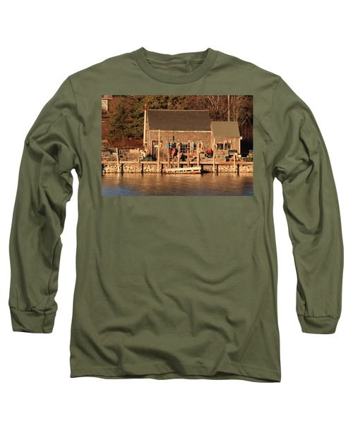 Port Clyde Life 2 Long Sleeve T-Shirt