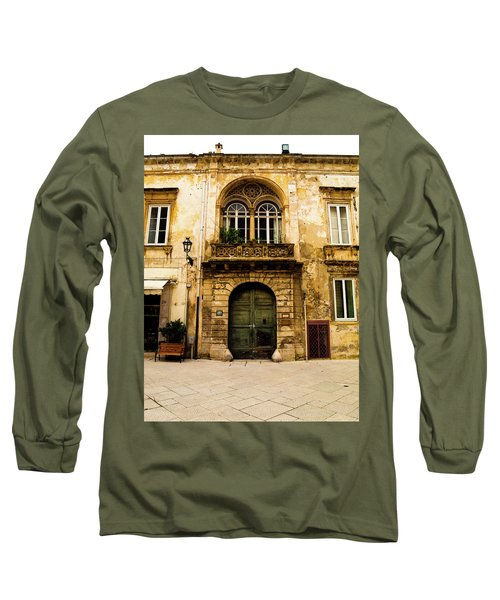 Porta 28 Long Sleeve T-Shirt