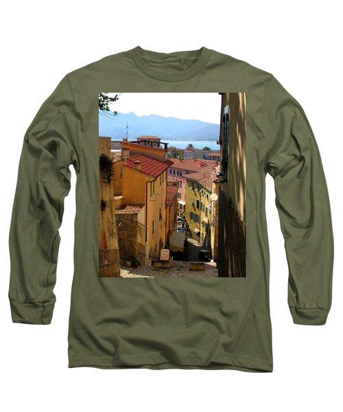 Portoferraio Elba Long Sleeve T-Shirt