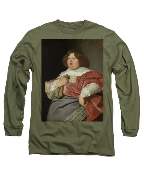 Portrait Of Gerard Andriesz Bicker, 1642 Long Sleeve T-Shirt