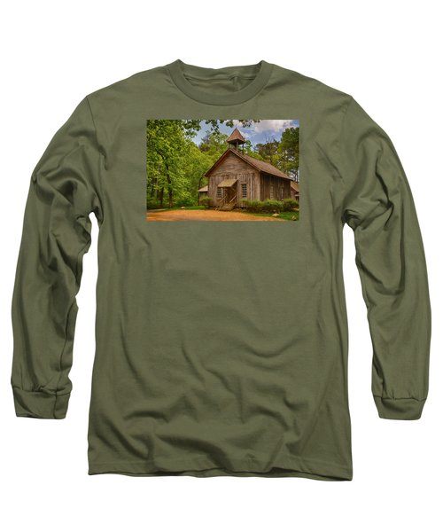 Possum Trot Church Long Sleeve T-Shirt
