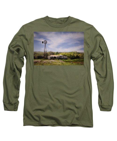 Prairie Farm Long Sleeve T-Shirt