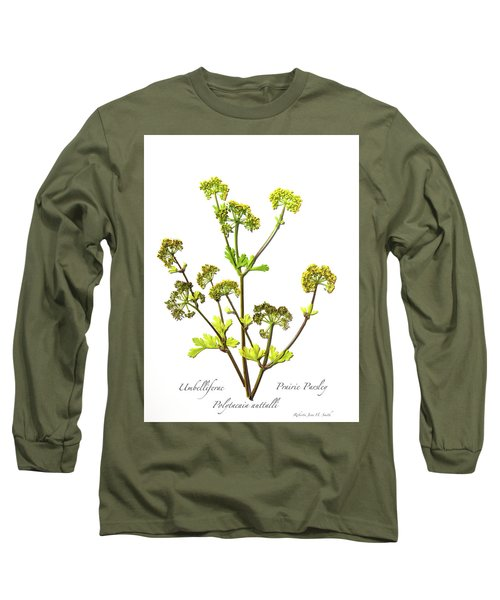 Prairie Parsley Long Sleeve T-Shirt
