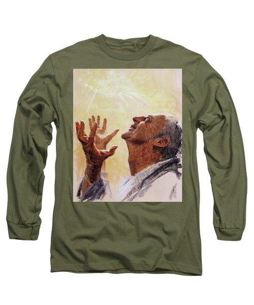 Praise. I Will Praise Him  Long Sleeve T-Shirt
