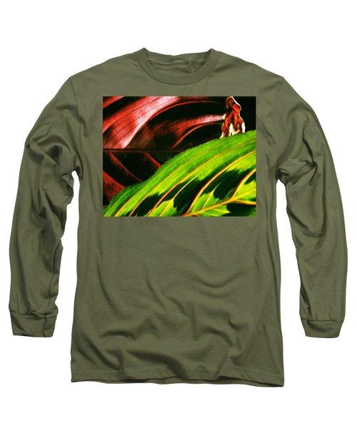 Prayer Plant Passing Long Sleeve T-Shirt
