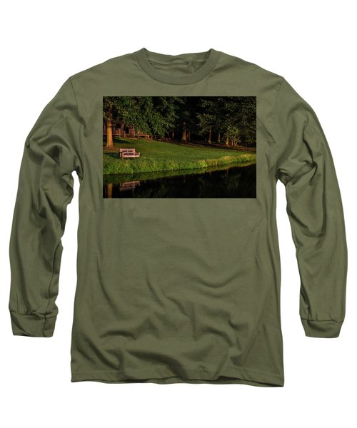Prelude To A Dream Long Sleeve T-Shirt