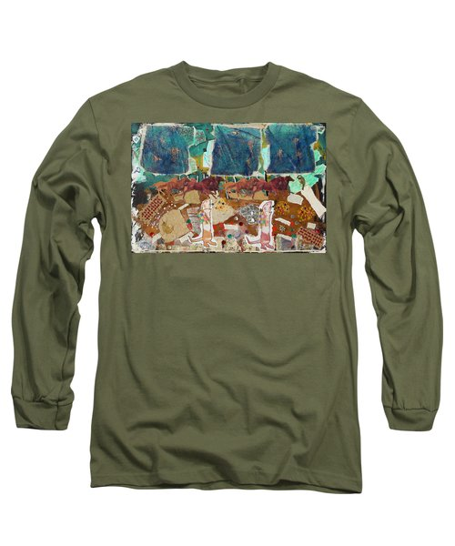 Preparing For Winter Long Sleeve T-Shirt