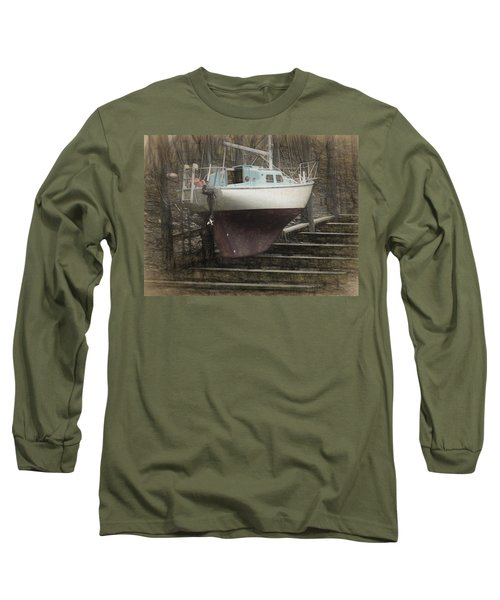 Preparing To Sail Long Sleeve T-Shirt