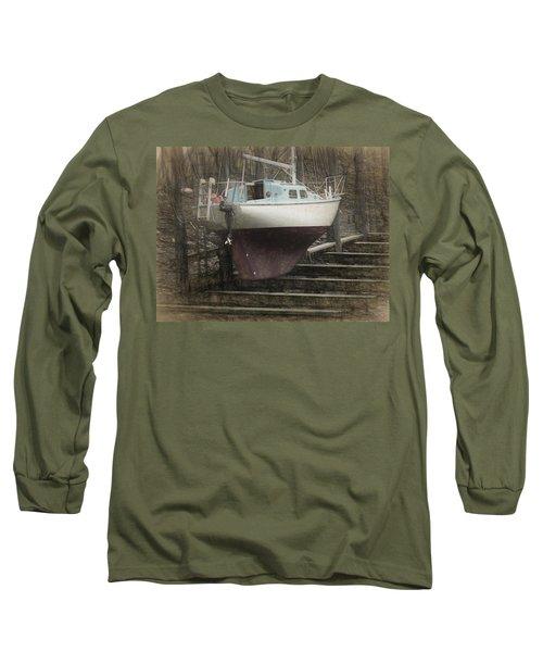 Preparing To Sail Long Sleeve T-Shirt