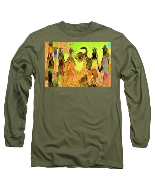 Presentation Long Sleeve T-Shirt