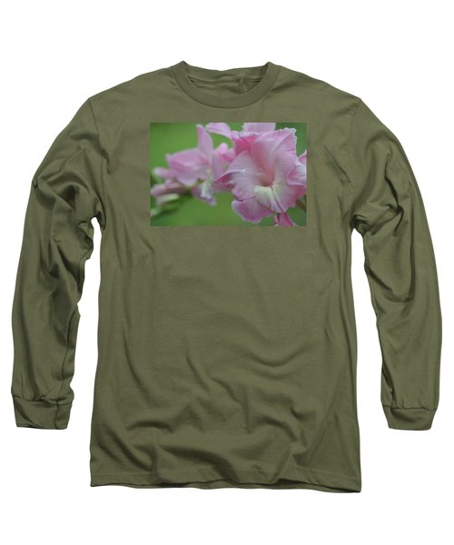 Pretty In Pink 2 Long Sleeve T-Shirt by Teresa Tilley