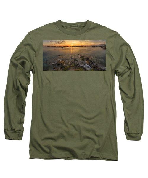 Pretty Klip Point Long Sleeve T-Shirt