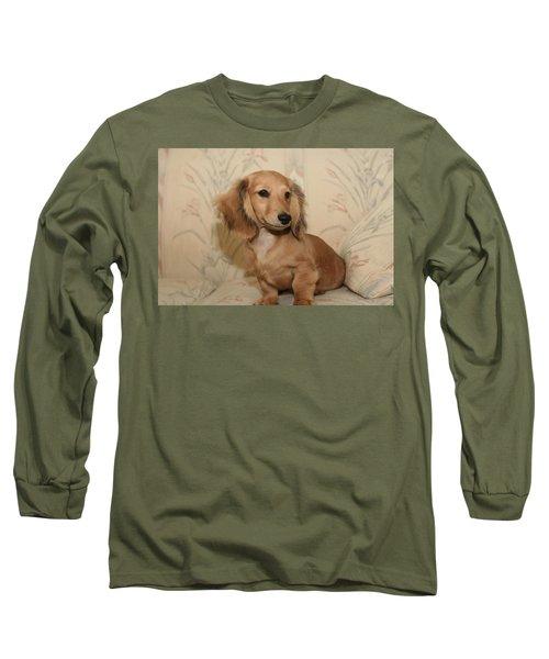 Pretty Pup Long Sleeve T-Shirt