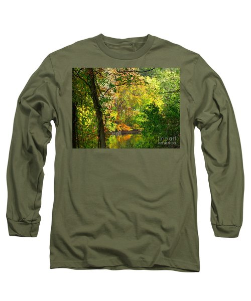 Prettyboy Of Autumn Long Sleeve T-Shirt