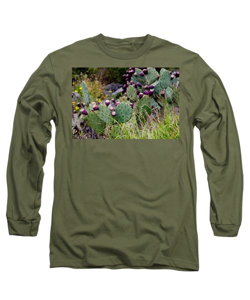 Prickly Pear Long Sleeve T-Shirt