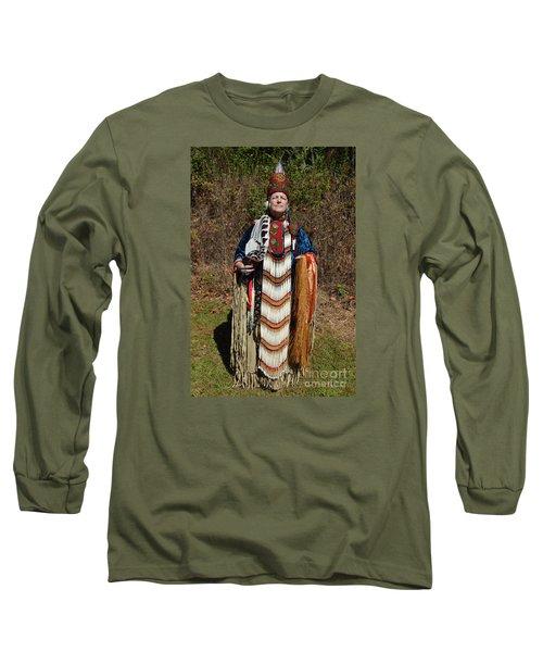 Pride In Heritage Long Sleeve T-Shirt