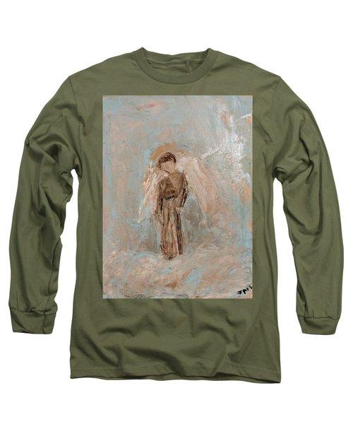 Priest Angel Long Sleeve T-Shirt