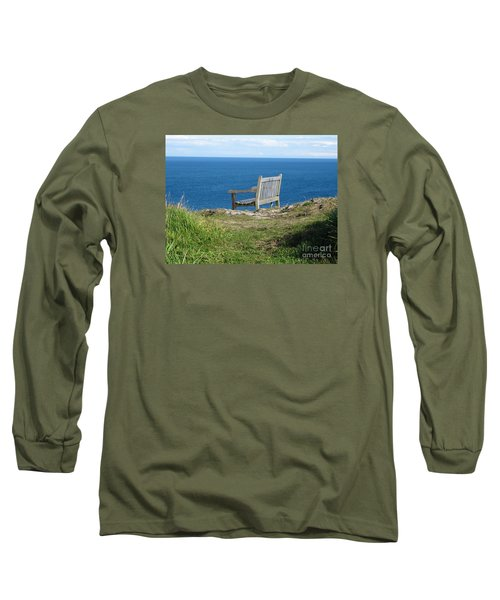 Prime Position Long Sleeve T-Shirt
