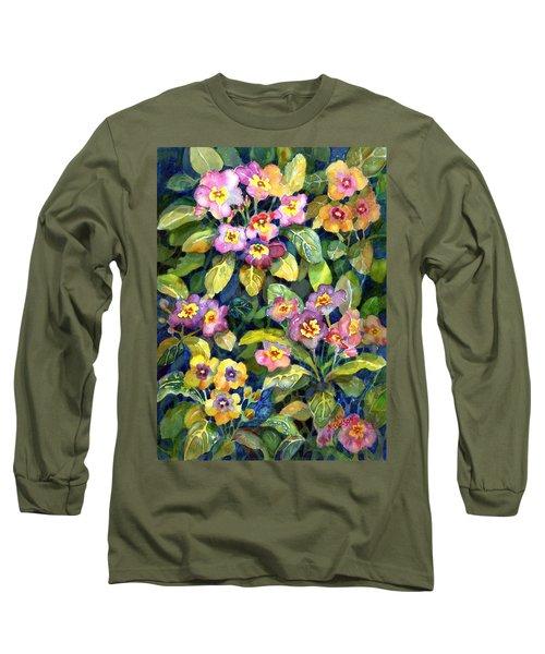 Primrose Patch II Long Sleeve T-Shirt