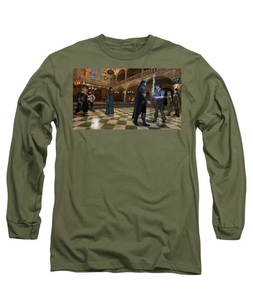 The Orphan's Revenge Long Sleeve T-Shirt