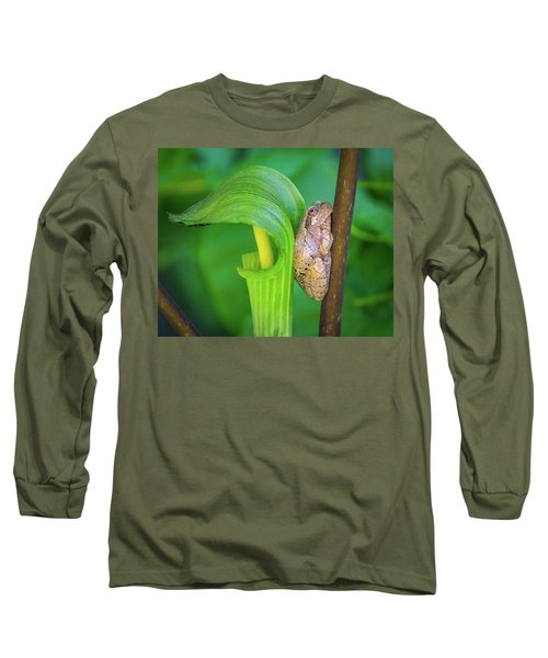 Long Sleeve T-Shirt featuring the photograph Prince Of The Pulpit by Bill Pevlor