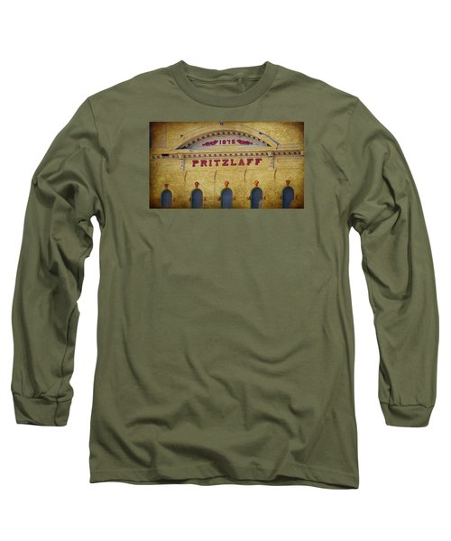 Pritzlaff Long Sleeve T-Shirt by Susan  McMenamin