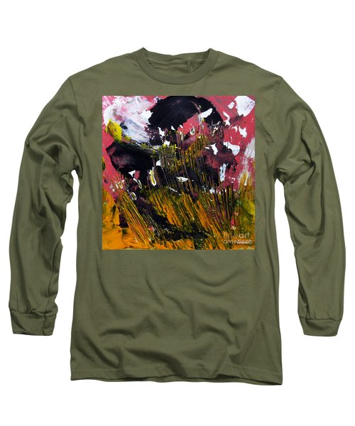 Procreation Long Sleeve T-Shirt by Jasna Dragun