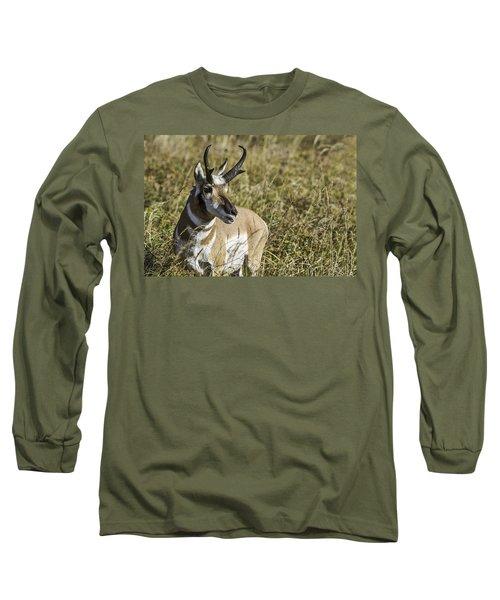 Prong Horn Long Sleeve T-Shirt