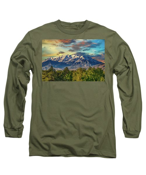 Provo Peaks Long Sleeve T-Shirt