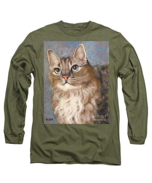 Puff  Ball Long Sleeve T-Shirt