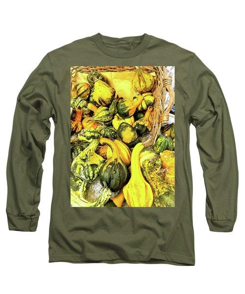 Pumpkin Family Long Sleeve T-Shirt