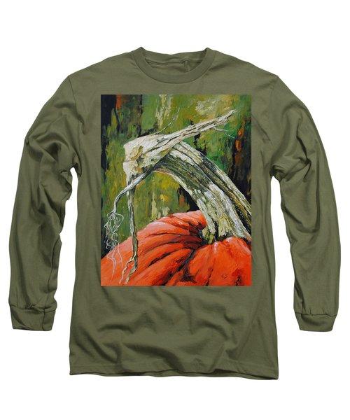 Pumpkin1 Long Sleeve T-Shirt