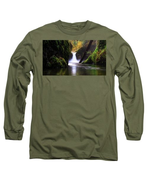Punch Bowl  Long Sleeve T-Shirt