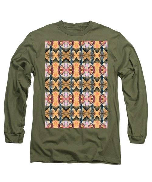 Punk Rock Opera Pattern Long Sleeve T-Shirt