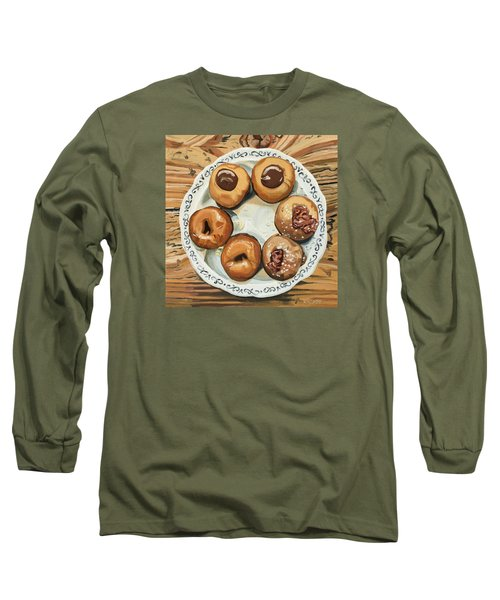 Pure Heaven Long Sleeve T-Shirt by Nathan Rhoads