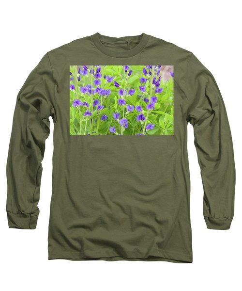 Purple Beauties Long Sleeve T-Shirt