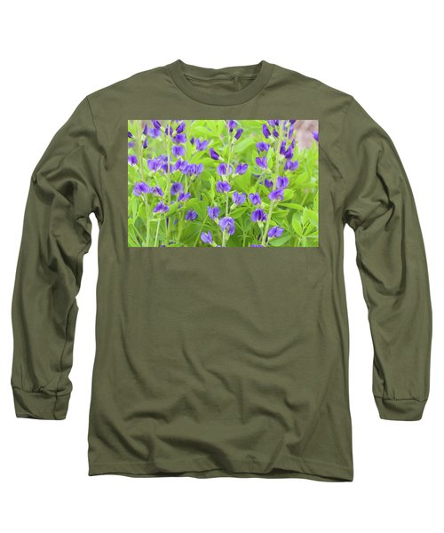 Purple Beauties Long Sleeve T-Shirt