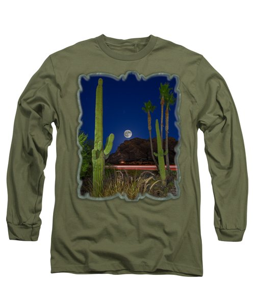 Pusch Ridge Full Moon V30 Long Sleeve T-Shirt