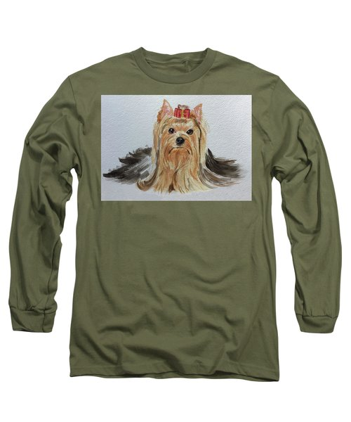 Put A Bow On It Long Sleeve T-Shirt