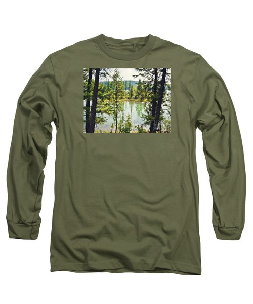 Quaint Long Sleeve T-Shirt