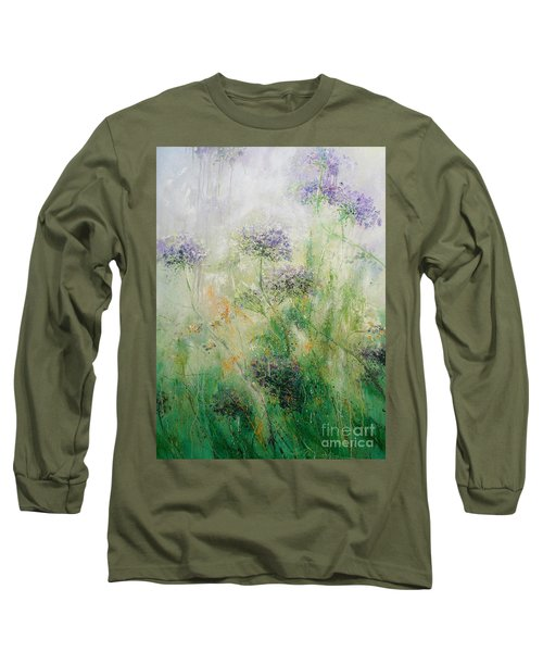 Queen Ann's Lace Long Sleeve T-Shirt