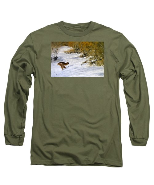 Quick Cover Long Sleeve T-Shirt
