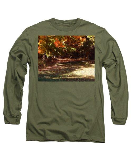 Quiet Picnic Place Long Sleeve T-Shirt