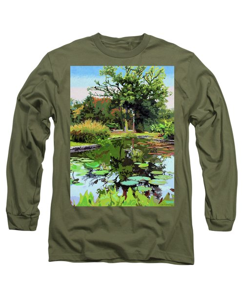 Quiet Time Long Sleeve T-Shirt